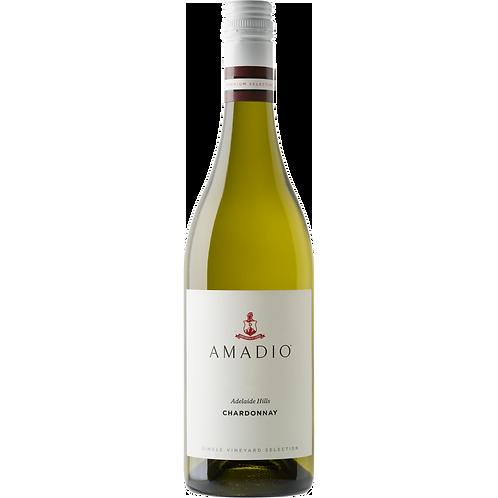 Amadio 2017 Adelaide Hills Chardonnay Btl 750mL
