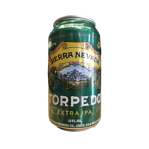 Sierra Nevada Torpedo Extra IPA 7.2% Can 355mL