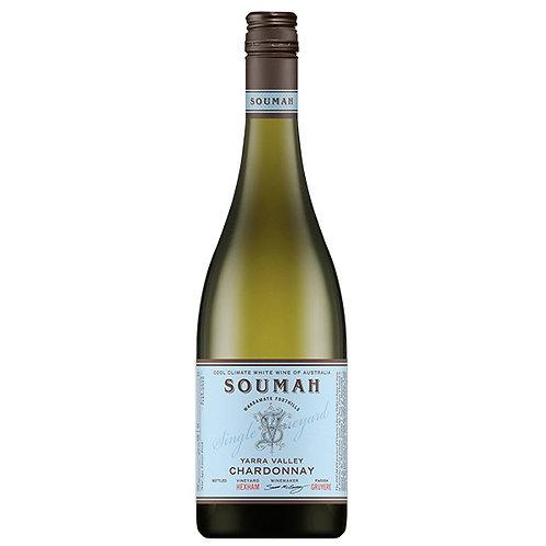 Soumah 2017 Yarra Valley Chardonnay Btl 750mL