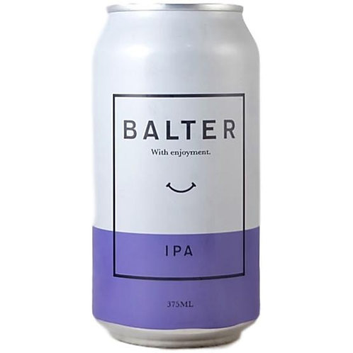 Balter Brewery I P A 6.8% Can 375mL