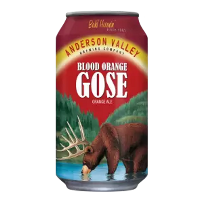 Anderson Valley Blood Orange Gose 4.2% Can 355mL