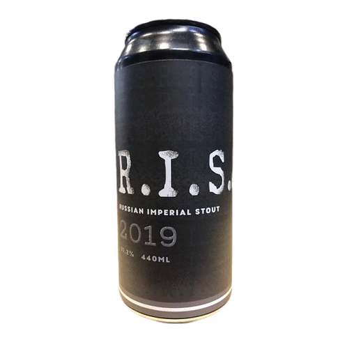 Hargreaves Hill 2019 Russian Imperial Stout 11.2% Can 440mL
