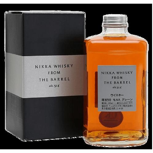 Nikka from the Barrel Whisky 51.4% 500mL