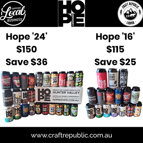 Hope Brewery Mixed Case