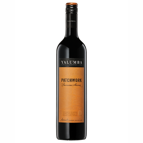 Yalumba 2012 Barossa 'Patchwork' Shiraz Btl 750mL