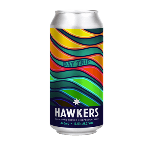 Hawkers Beer Day Trip Triple Dry Hop 9% Can 440mL