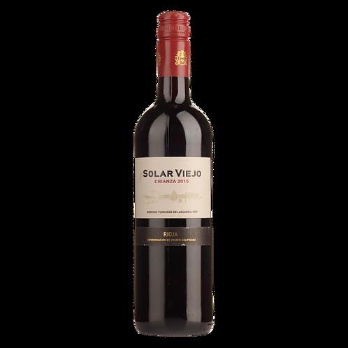 Solar Viejo 2016 Crianza Rioja Btl 750mL