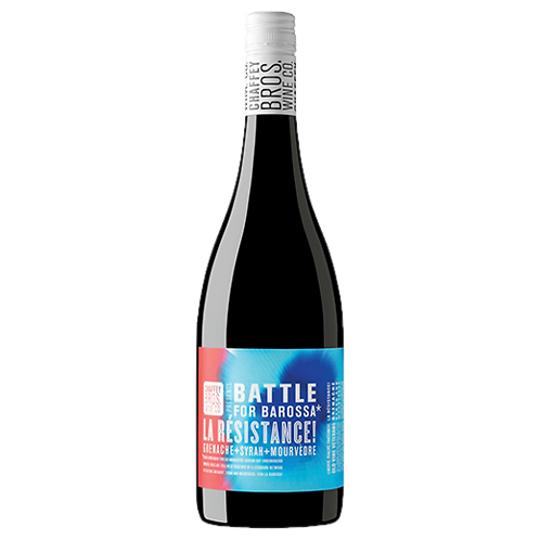 Chaffey Bros 2016 Battle for Barossa La Resistance Blend Btl 750mL
