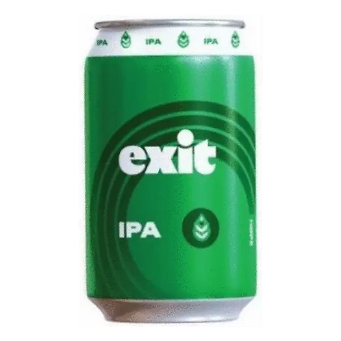 Exit Brewing NEW IPA 6.5% Can 375mL