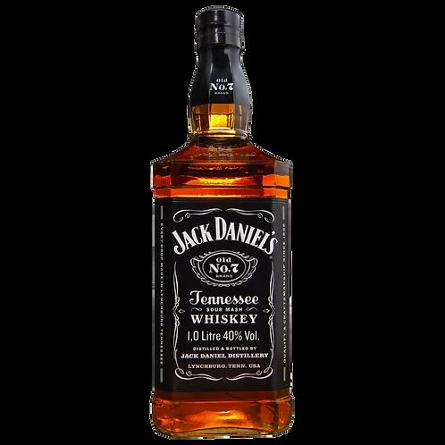 Jack Daniels Tennessee Sour Mash Whiskey 1Lt