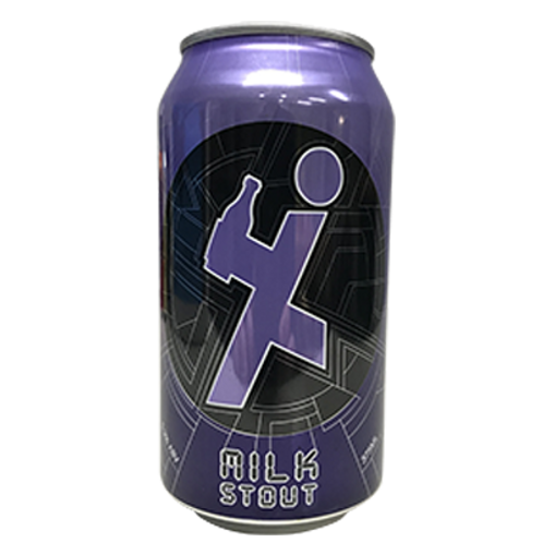 Exit Milk Stout 5.2% Can 375mL