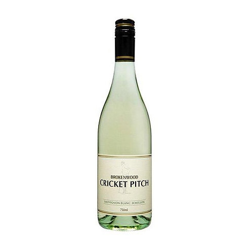 Brokenwood 2018 Cricket Pitch Sauvignon Blanc Semillon Btl 750mL