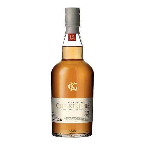 Glenkinchie 12 Year Old Single Malt Scotch Whisky Btl 700mL
