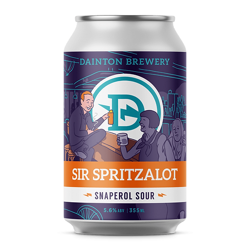 Dainton Brewery Sir Spritzalot Snaperol Sour 5.6% Can 355mL