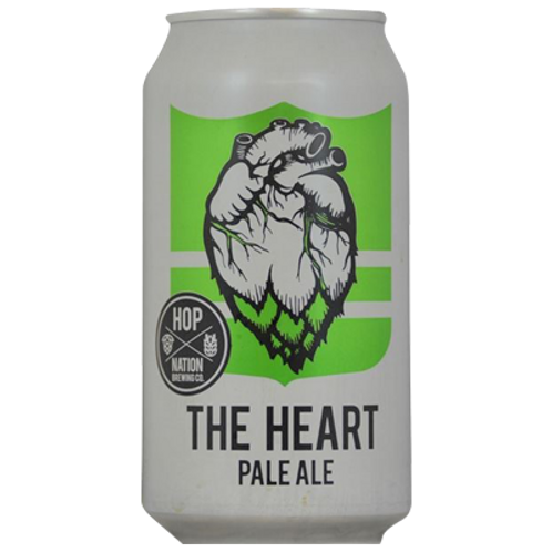 Hop Nation The Heart Pale Ale 4.6% Can 375mL