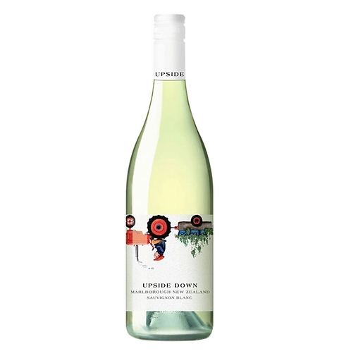 Upside Down 2018 NZ Sauvignon Blanc Btl 750mL
