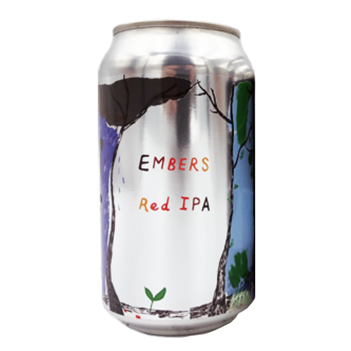 Sailors Grave Embers Red IPA 6.5% Can 355mL