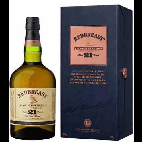 Redbreast 21 Year Old Pot Still Irish Whisky 46% 700mL