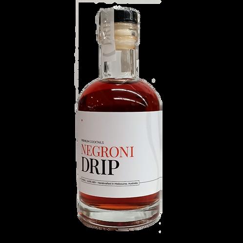 Drip Negroni Cocktail Gin 100mL
