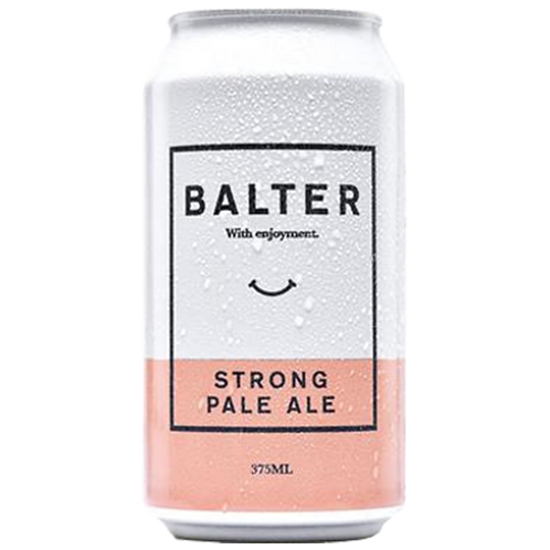 Balter Brewery Strong Pale Ale 5.9% Can 375mL