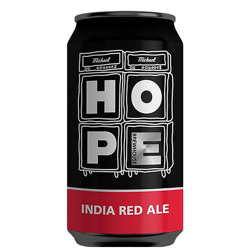 Hope Brewery India Red Ale 6.5% Can 375mL