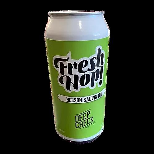 Deep Creek Fresh Hop Nelson Sauvin IPA 6.9% Can 440mL