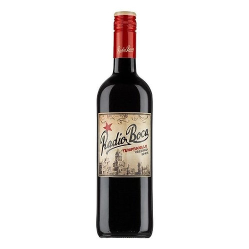 Radio Boka 2019 Tempranillo Btl 750mL