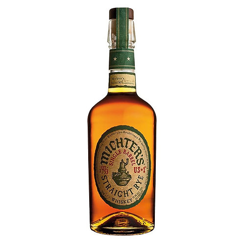 Michter's Kentucky Straight Rye Whiskey 42.4% Btl 700mL