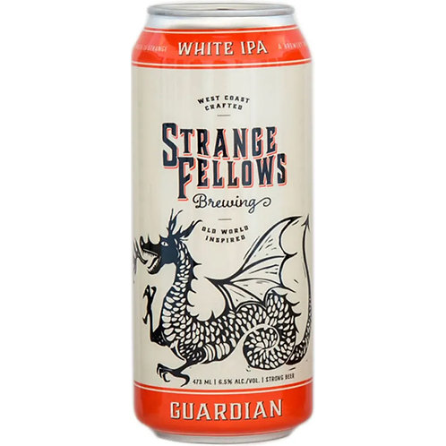 Strange Fellow Brewing Guardian IPA 6.5% 473mL