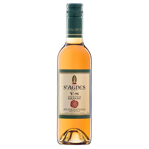St.Agnes VS Brandy Btl 700mL