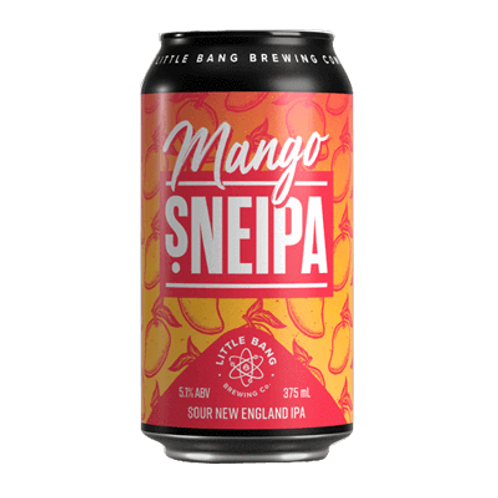 Little Bang Mango SNEIPA 5.1% Can 375mL