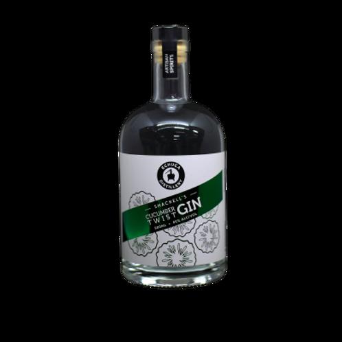 Echuca Distillery Shackell's Cucumber Twist Gin Btl 500mL