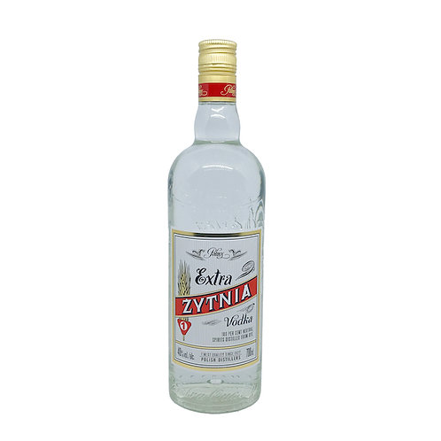 Polmos Extra Zytnia Vodka 40% Btl 700mL