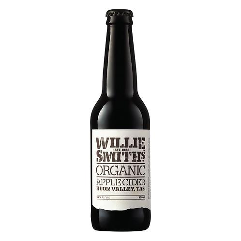 Willie Smiths Organic Apple Cider 5.4% Btl 330mL