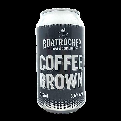 Boatrocker Coffee Brown 5.5% Can 375mL