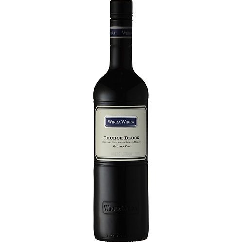 Wirra Wirra 2017 McLaren Vale 'Church Block' Cabernet Sauv Shiraz Merlot 750mL