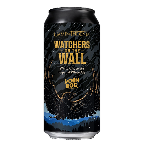 Moon Dog X Game of Thrones Watchers of the Wall 9% Can 440mL