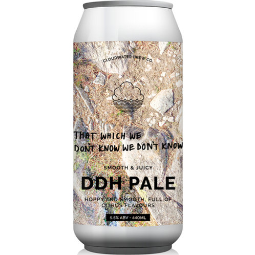 Cloudwater That which we don't know We don't know 5.5% Can 440mL