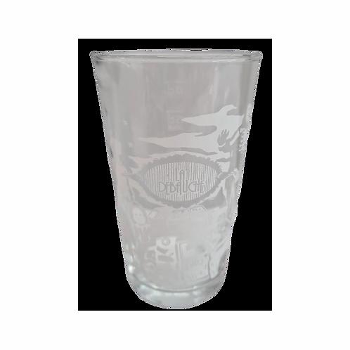 La Debauche Shaker Pint