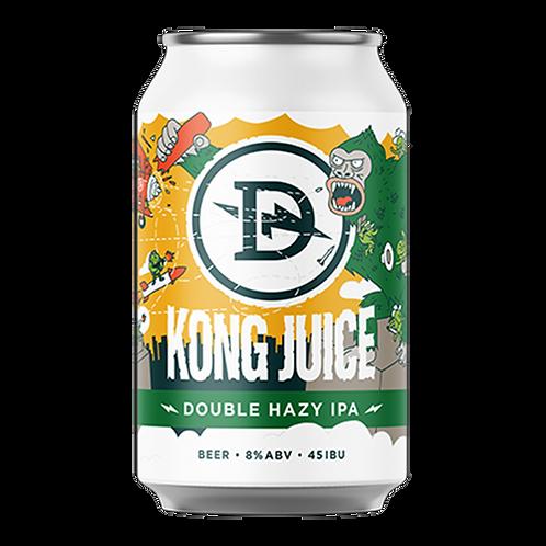 Dainton Brewery Kong Juice DIPA 8% Can 355mL