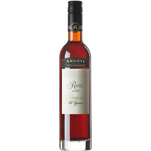 Angove Rare 15 Year Old Tawny Btl 500mL