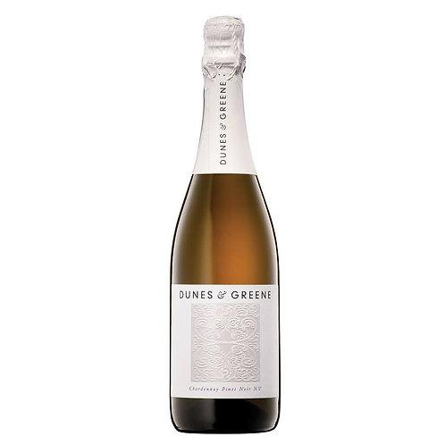 Dunes & Greene NV Chardonnay Pinot Noir Sparkling Btl 750mL