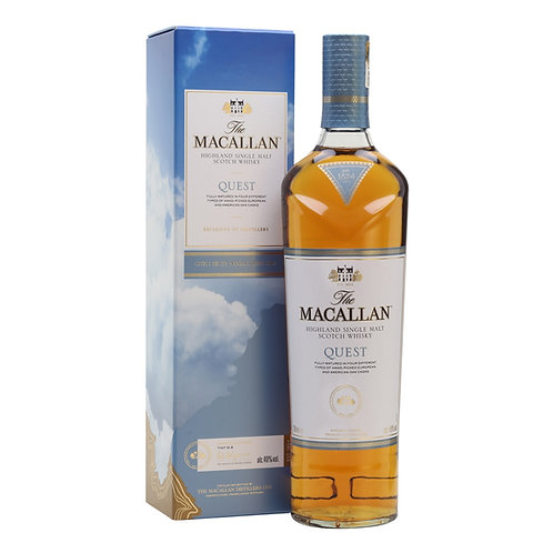 The Macallan Quest Single Malt Scotch Whisky