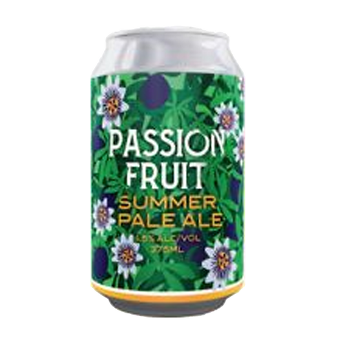Hargreaves Hill Passionfruit Summer Pale Ale 4.5% Can 375mL