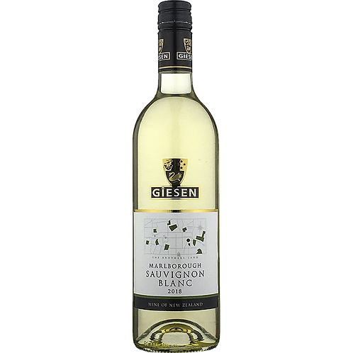 Giesen 2018 Marlborough NZ Sauvignon Blanc Btl 750mL