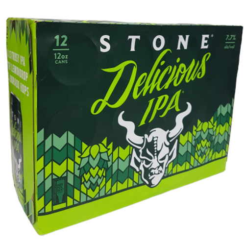 Stone Brewing Delicious IPA 7.7% 12 PACK 355mL