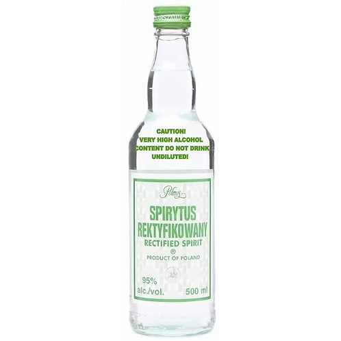 Polmos Pure Spirit 95% 500mL