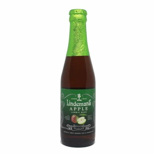 Lindemans Apple Lambic Beer 3.5% Btl 375mL