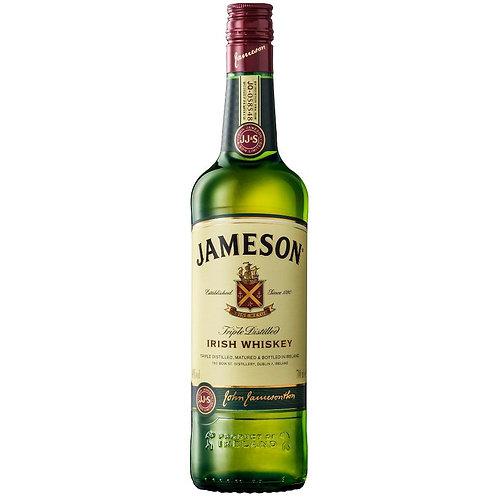 Jameson Irish Whiskey Btl 700mL
