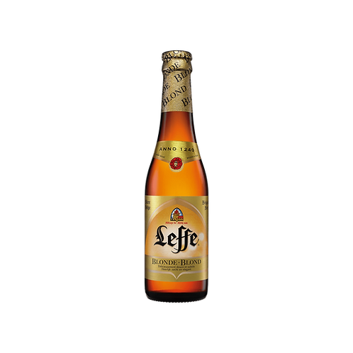 Leffe Blonde 6.6% Btl 330mL